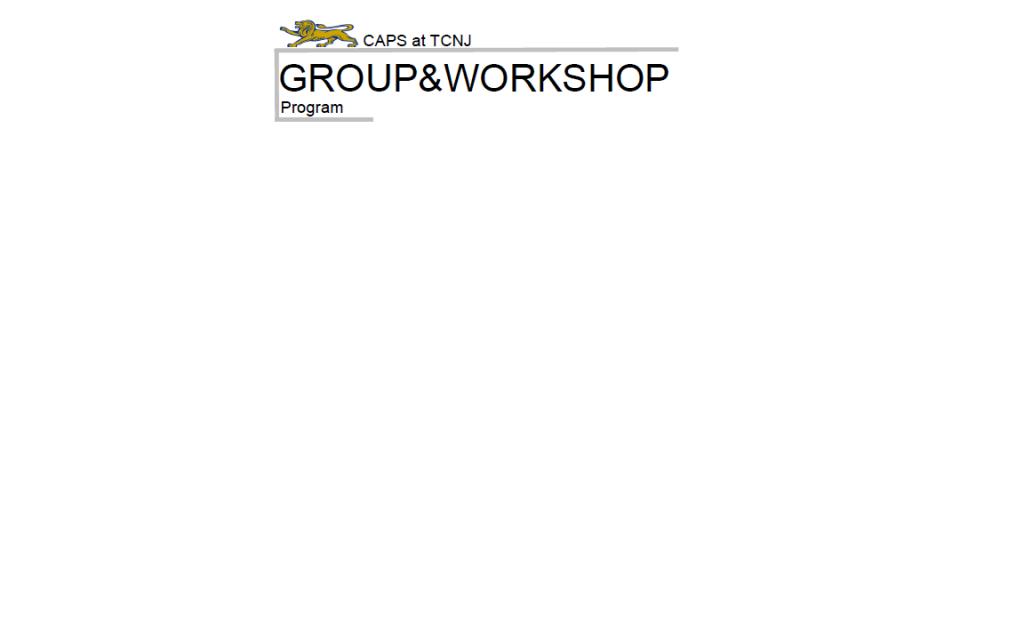 Group&Workshop Logo